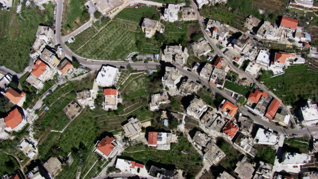 lebanon: hasroun - village stock videos & royalty-free footage
