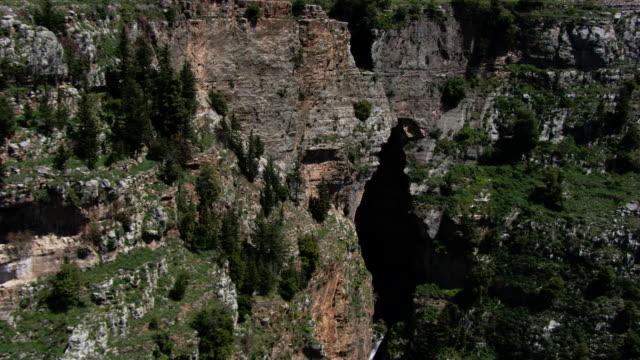 Lebanon: Rocky mounts around Beirut