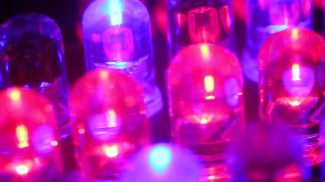 led Floodlights flashing