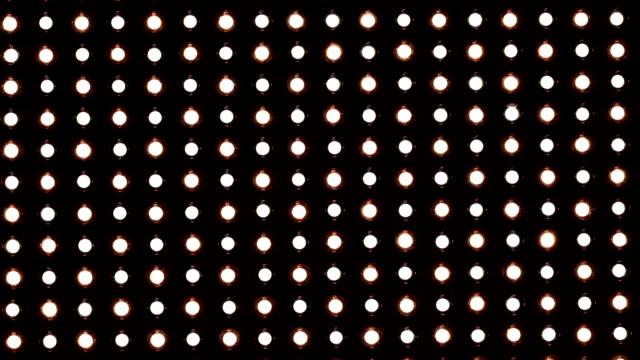 led panel lights - lightbox stock videos & royalty-free footage