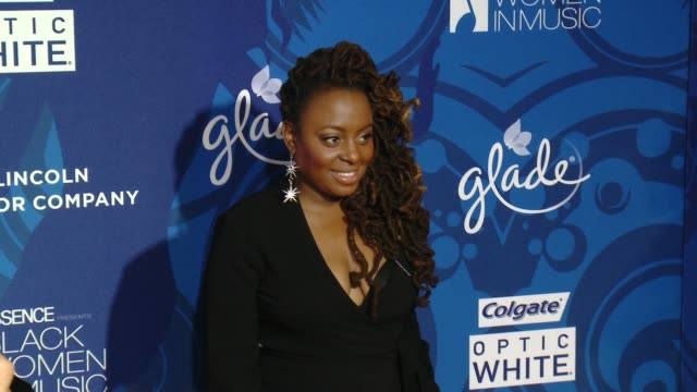 ledisi at 6th annual essence black women in music event honoring singer/songwriter/storyteller jill scott in los angeles, ca 2/5/15 - storyteller stock videos & royalty-free footage