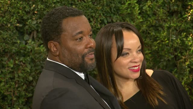 lee daniels at academy of motion picture arts and sciences' governors awards in hollywood ca on - 映画芸術科学協会点の映像素材/bロール