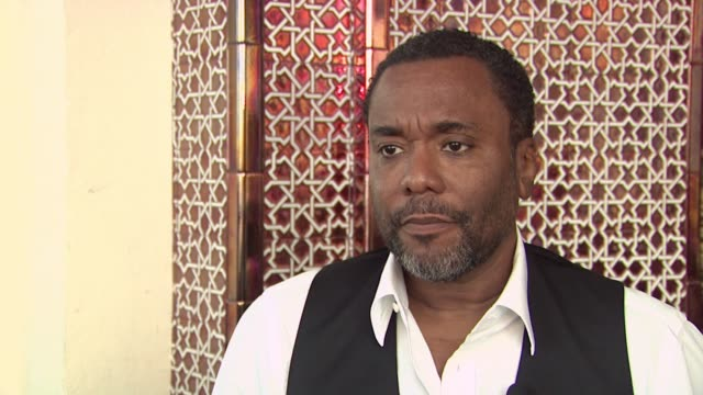 stockvideo's en b-roll-footage met interview lee daniels on the jury process talks about his tv series empire the buzz surrounding his richard pryor biopic and why he chose mike epps... - richard pryor