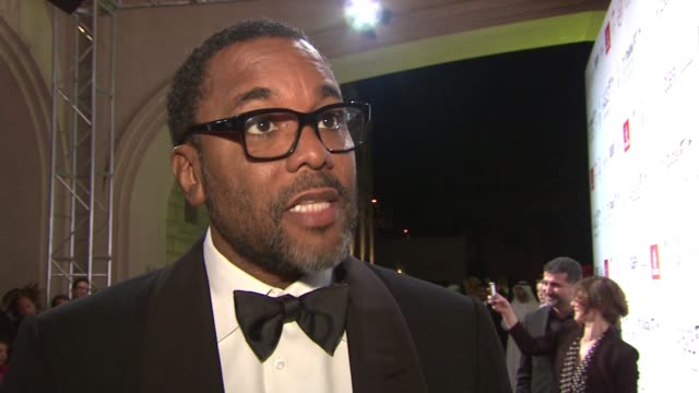 stockvideo's en b-roll-footage met interview lee daniels on what brings him to diff heading this years jury what he is looking forward to doing while in dubai and talks about starting... - richard pryor