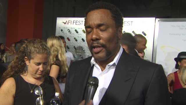 lee daniels on why he wanted to make this film and on what he learned in the process at the afi fest 2009 'precious based on the novel 'push' by... - in the loop 2009 film stock videos and b-roll footage