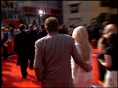 lee majors at the espy awards at the kodak theatre in hollywood california on july 10 2002 - lee majors stock videos and b-roll footage