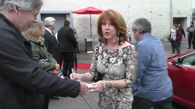 lee purcell outside oscar viewing party at hollywood museum in hollywood in celebrity sightings in los angeles - oscar party stock videos & royalty-free footage