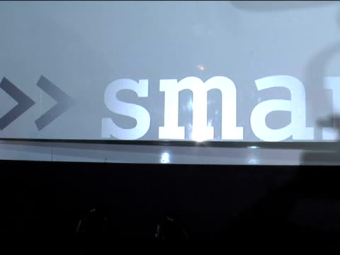 "left profile of smart ebike on sloped platform / floor sign; right as sign reads ""smart ebike"" / smart electric scooter / electric drive"" emblem on... - insignier bildbanksvideor och videomaterial från bakom kulisserna"