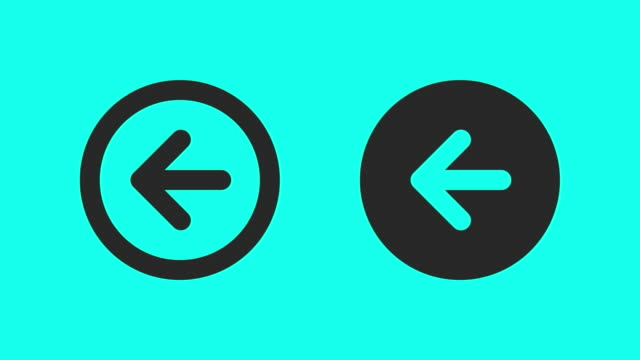 Left & Right - Vector Animate