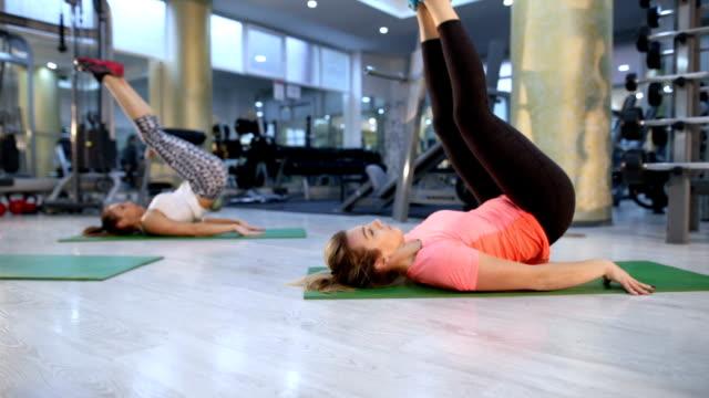 Beinheben trainieren