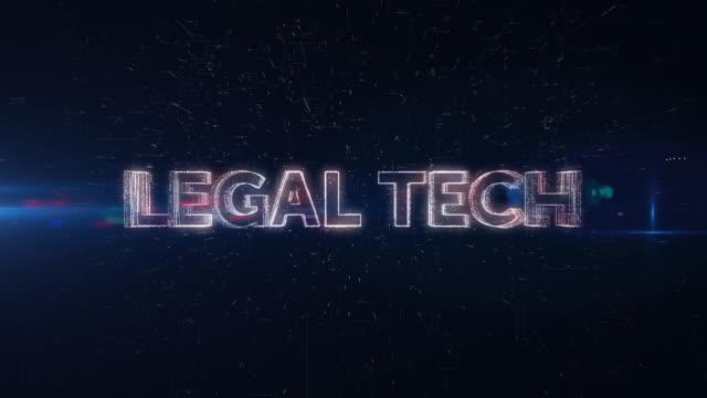 legal tech word animation - bill legislation stock videos & royalty-free footage