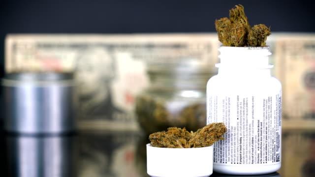 legalization marijuana colorado cannabis - marijuana herbal cannabis stock videos & royalty-free footage