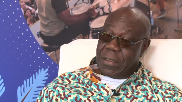 legend of jazz saxophone manu dibango has died after contracting covid-19 - contracting stock videos & royalty-free footage