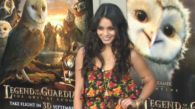 Legend Of The Guardians The Owls Of Ga'Hoole Premiere Los Angeles CA United States 9/19/10