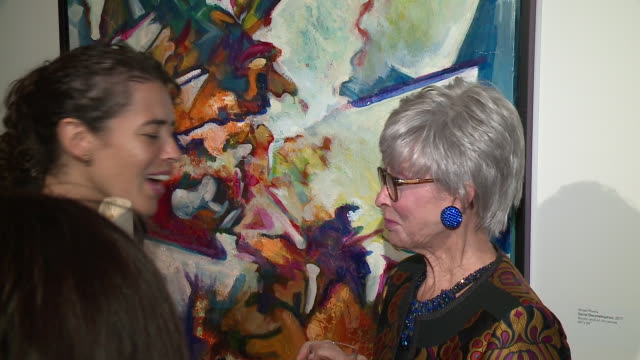 wgn legendary hollywood star and puerto rican native rita moreno was at the national museum of puerto rican arts and culture annual gala on sept... - プエルトリコ人点の映像素材/bロール