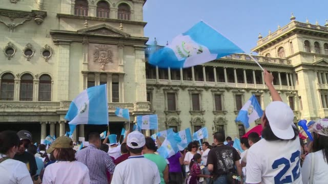 a legislative committee on saturday recommended that guatemalan president otto perez be stripped of his immunity and face prosecution for a... - prosecution stock videos & royalty-free footage