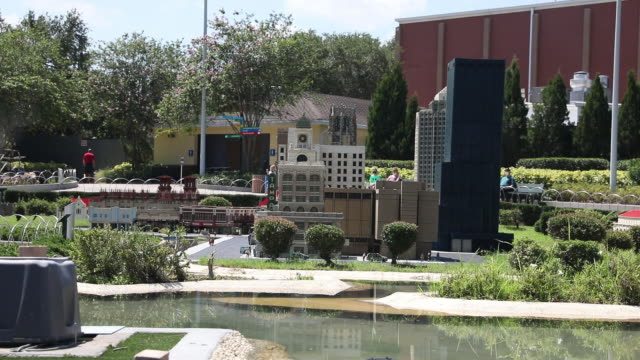legoland florida resort reopened after temporary closure due to covid19 restrictions and regulations winter haven fl us on wednesday june 10 2020 - water slide stock videos & royalty-free footage