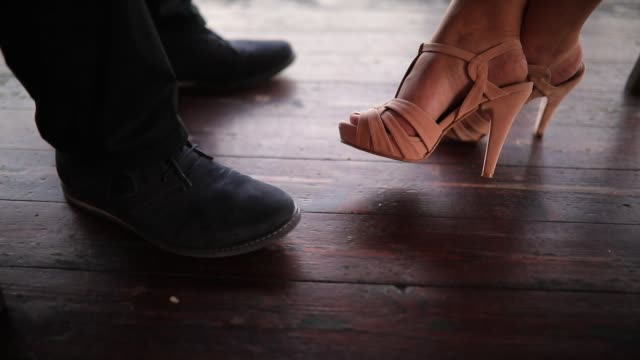 legs under the table - under her feet stock videos & royalty-free footage