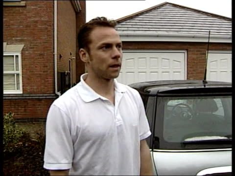 leicester city footballers home after sexual assault charges itn leicester walkers stadium ext/night i/c leicestershire day paul dickov speaking to... - sinclair institute stock videos and b-roll footage