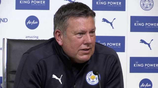 Leicester manager Craig Shakespeare comments on his side's fitness ahead of their match against Watford