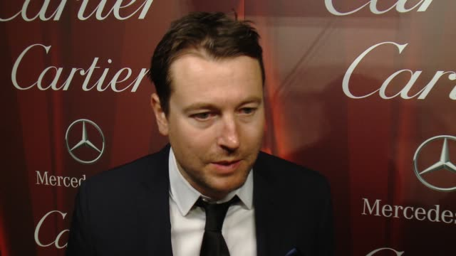 INTERVIEW – Leigh Whannell on being a part of the night at the 26th Annual Palm Springs International Film Festival Awards Gala Presented By Cartier...