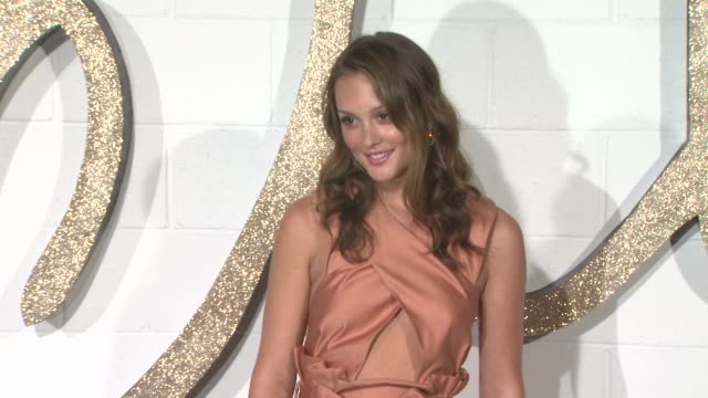Leighton Meester at the Chloe Los Angeles Boutique Opening Celebration at Los Angeles CA