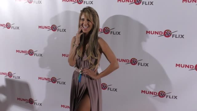 Leila Ciancaglini at the MundoFlix Launch Party on August 28 2017 in Studio City California