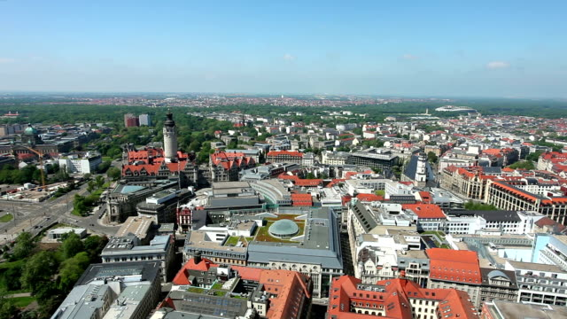 Leipzig in Germany, Real Time