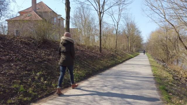 leisure activities during coronavirus pandemic - bavaria stock videos & royalty-free footage