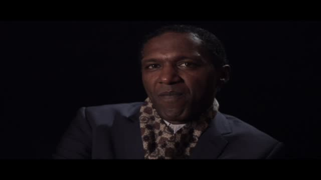 lemn sissay—author, broadcaster and playwright—is interviewed at world book night 2012. in this clip he talks about his favourite shakespearean... - scriptwriter stock videos & royalty-free footage