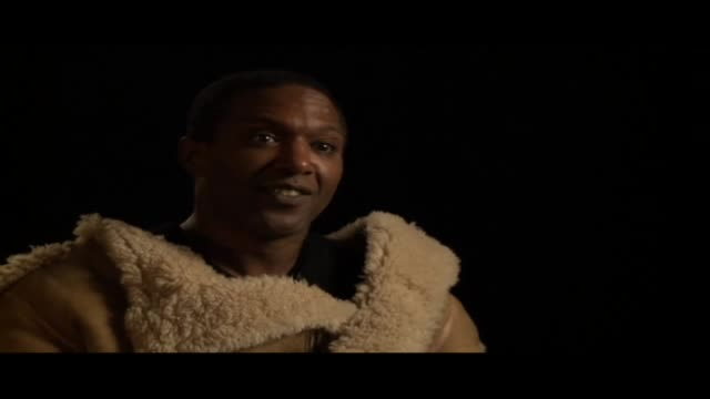 lemn sissay—author, broadcaster and playwright—is interviewed at world book night 2011. in this clip he talks about his first poem and how to go... - scriptwriter stock videos & royalty-free footage