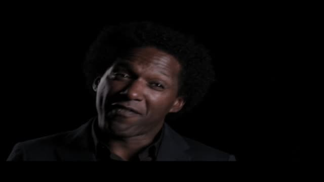 lemn sissay—author, broadcaster and playwright—is interviewed at world book night. in this clip he discusses the difference in writing and... - scriptwriter stock videos & royalty-free footage