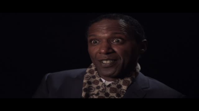 lemn sissay—author, broadcaster and playwright—is interviewed at world book night 2012. in this clip he talks about his favourite character in... - scriptwriter stock videos & royalty-free footage