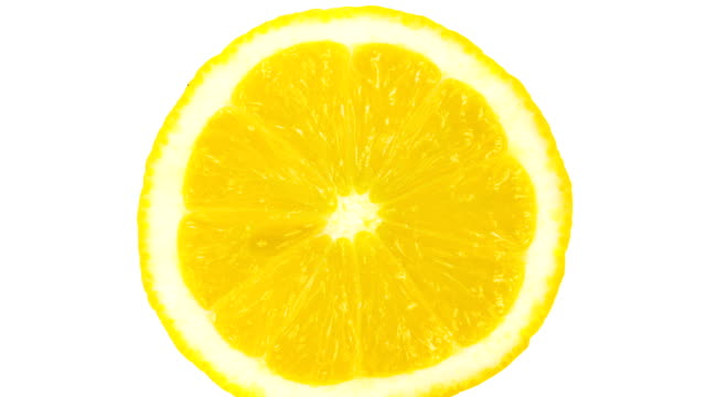lemon portion on white - lemon stock videos & royalty-free footage