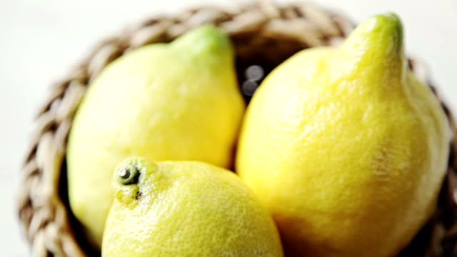 lemon - medium group of objects stock videos & royalty-free footage