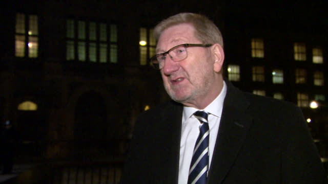Len McCluskey saying lots of small businesses do not know if they will be paid after the collapse of Carillion