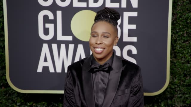 Lena Waithe at the 75th Annual Golden Globe Awards at The Beverly Hilton Hotel on January 07 2018 in Beverly Hills California