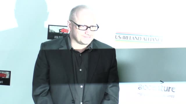 lenny abrahamson at the 2016 oscar wilde awards at bad robot in santa monica on february 25 2016 - lenny abrahamson stock videos and b-roll footage