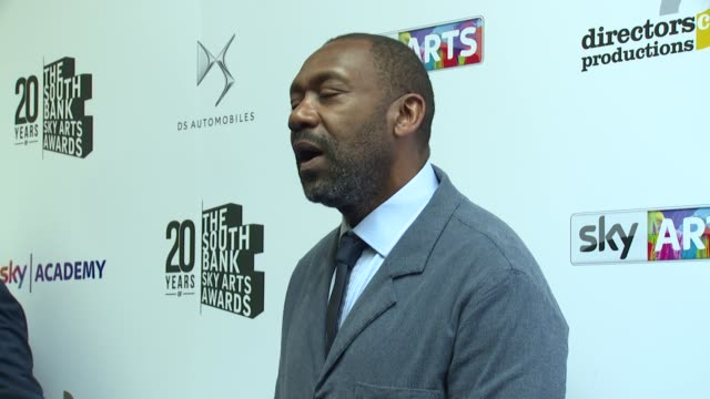 lenny henry at the savoy hotel on june 05, 2016 in london, england. - lenny henry stock videos & royalty-free footage