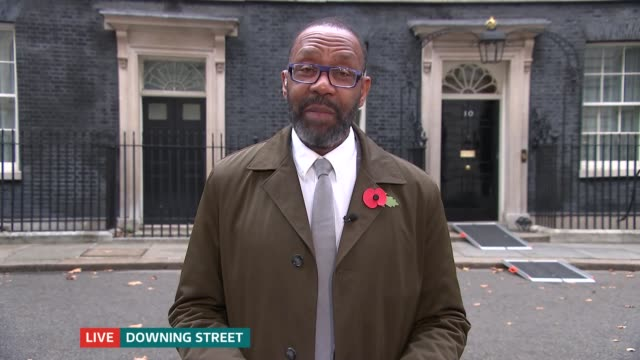 vídeos de stock e filmes b-roll de lenny henry leads calls for greater diversity in television and film industries; england: london: gir: int sir lenny henry live 2-way interview from... - lenny henry