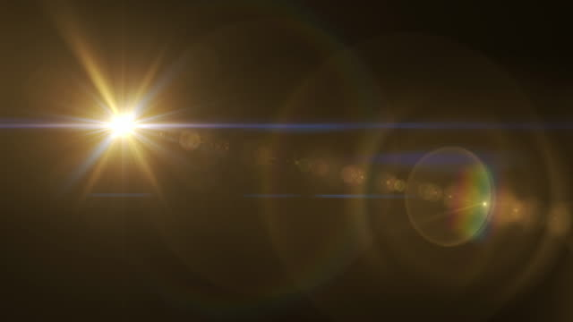 lens flare abstract background - optical instrument stock videos & royalty-free footage