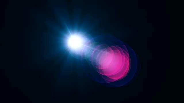 Lens Flare, Bokeh, leuchtet.