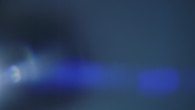 lens flare from anamorphic lens, shot in the dark - anamorphic stock videos & royalty-free footage