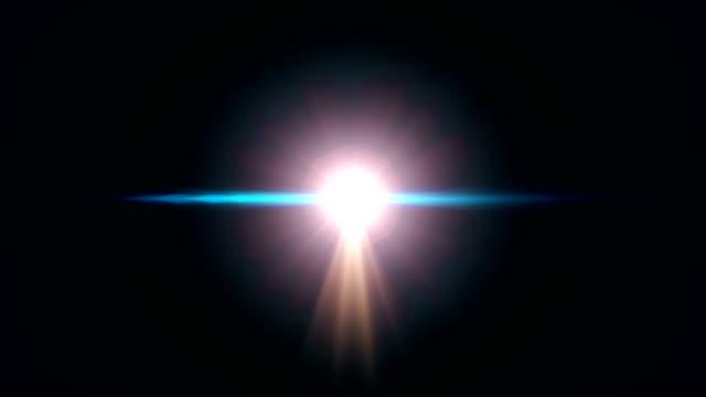 stockvideo's en b-roll-footage met lens flare, optische flare, lichten, overgangen, film burns, lichte lekkage, film knippert, burn-out - vachtpatroon