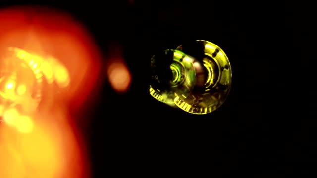 vídeos y material grabado en eventos de stock de lente reflexión, cu. - cambio de oficina