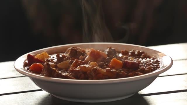 vídeos y material grabado en eventos de stock de lent stew - patata