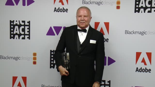 Leon OrtizGil at 68th Annual ACE Eddie Awards in Los Angeles CA