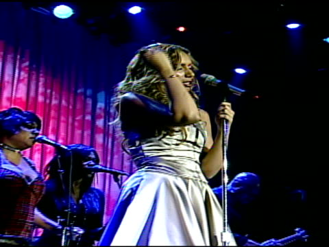 leona lewis at the clive davis 2008 pre-grammy awards party at null in beverly hills, california on february 9, 2008. - clive davis stock videos & royalty-free footage