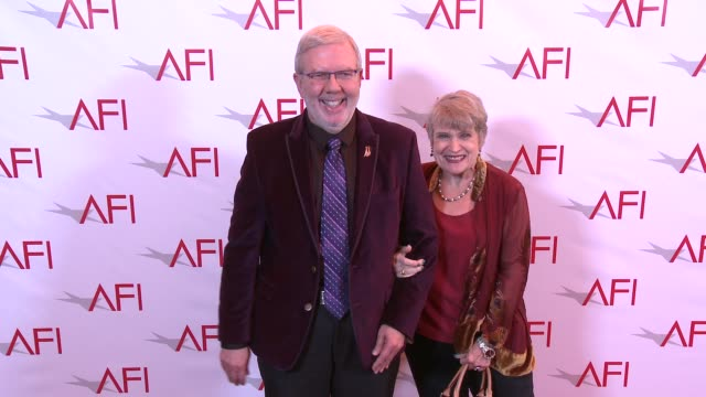leonard maltin at 17th annual afi awards at four seasons hotel los angeles at beverly hills on january 06, 2017 in los angeles, california. - four seasons hotel stock videos & royalty-free footage