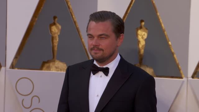 Leonardo DiCaprio at 88th Annual Academy Awards Arrivals at 88th Annual Academy Awards Arrivals at Hollywood Highland Center on February 28 2016 in...